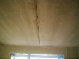 дефекты потолков из перекрытий