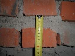 дефекты кирпичной кладки стен в новостройке